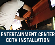 cctv setup entertainment center KL