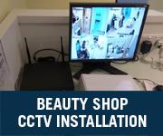 beauty shop cctv installation sri petaling