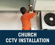church cctv installation johor