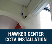 hawker center cctv installation johor
