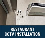 restaurant cctv installation penang