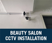 beauty salon cctv installation penang