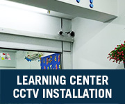 learning center cctv installation kuchai lama
