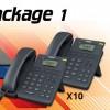 U100 IP PBX Bundle