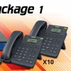 Call Center Package 1