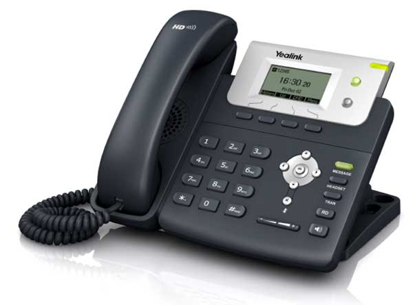 Yealink SIP T21P IP Phone