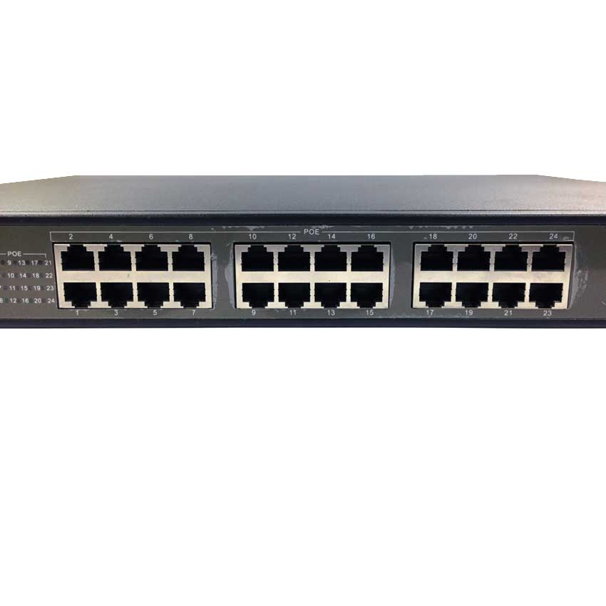 PBX 24 Port POE Switch