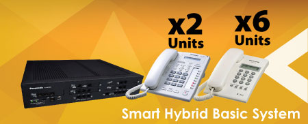 Panasonic-Smart-Hybrid-System-KX-NS300-Basic-Bundle-Package
