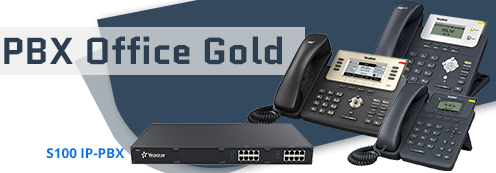 PBX Office Gold Package