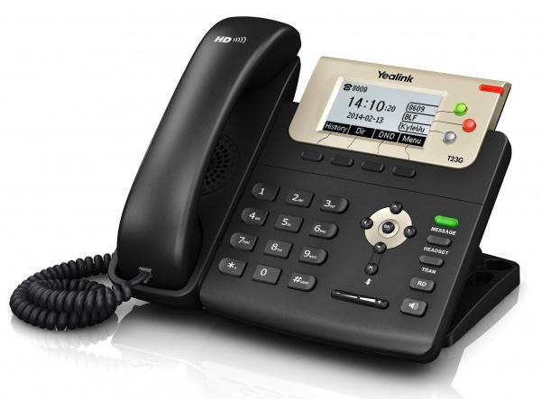 Yealink SIP T23G IP Phone