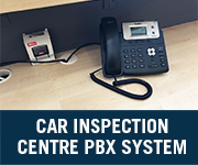 car inspection centre