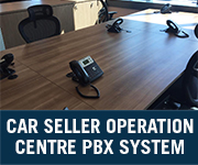 car seller operation centre