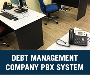 debt management company voip pbx system