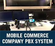 mobile commerce company voip pbx system