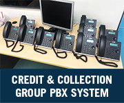 credit and collection group voip pbx system