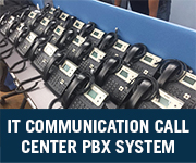 it communication call center voip pbx system