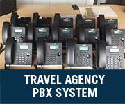 travel agency voip pbx system