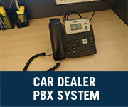 car dealer voip pbx system