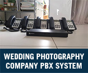 wedding photography company voip pbx system