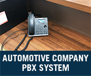 automotive voip pbx system