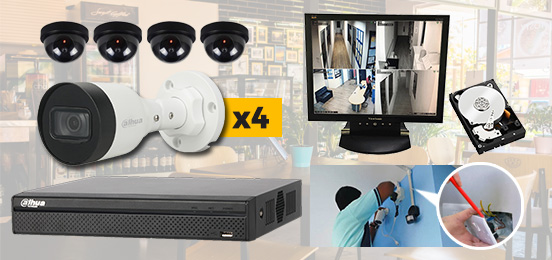 wired-ip-cctv-4-channel-installation