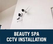 beauty spa cctv installation penang