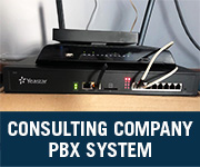 consulting company voip pbx system