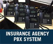 insurance company voip pbx system